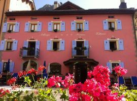 Hotel Vittoria - Ca' De La Montagna, Montespluga (Splügen yakınında)