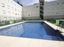 Apartamentos Vértice Sevilla Aljarafe, Bormujos (Castilleja de la Cuesta yakınında)