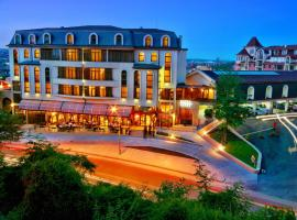 Retro Hotel, Haskovo (Tsareva Polyana yakınında)