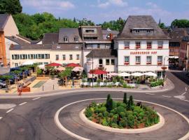 Hotel Saarburger Hof, Saarburg (Ockfen yakınında)