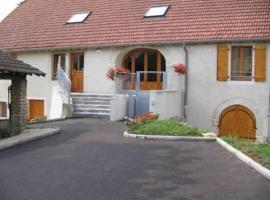 Gîte Les Cossas, Saint-Hilaire (рядом с городом Roche-sur-Linotte-et-Sorans-les-Cordiers)
