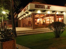 Motel M, Malacky (Jakubov yakınında)