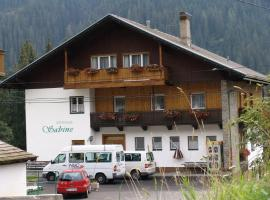 Appartementhaus Sabine, Obertilliach (Untertilliach yakınında)