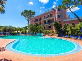 Hotel San Valentino Terme, Ischia (Mandria yakınında)