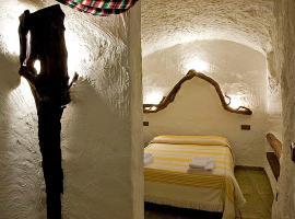 Cuevas La Atalaya, Уэскар