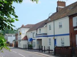 Brimar Guest House, Totton (рядом с городом Redbridge)