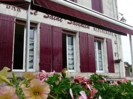 Le Saint Savinien, Saint-Savinien (рядом с городом Пор-д'Анво)