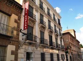 Hotel España, Guadalajara