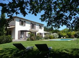 Appartement avec piscine, Экс-ан-Прованс (рядом с городом Les Gervais)