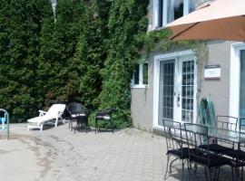 Appartement Bellevue, Saint-Félicien
