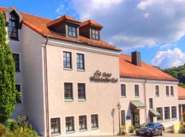Meister BÄR HOTEL Wunsiedler Hof, Wunsiedel (Bad Alexandersbad yakınında)