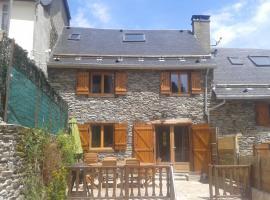 Les Grange de Luchon 1, Antignac (рядом с городом Salles-et-Pratviel)