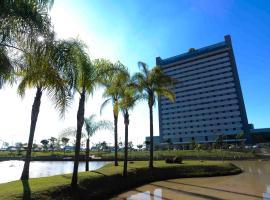 Hotel Rainha do Brasil, Aparecida