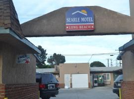 Searle Motel, Long Beach (in de buurt van Rancho Dominguez)