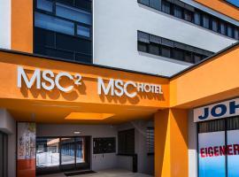 MSC Hotel, Neunkirchen (Wimpassing yakınında)