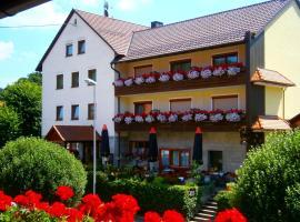 Gasthof Drei Linden, Obertrubach (Betzenstein yakınında)