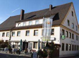 Gasthof Engel, Obergünzburg (Aitrang yakınında)