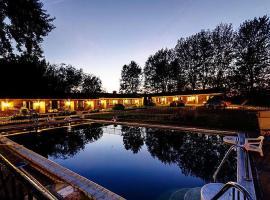 Motel Villa d'Autray, Lanoraie