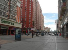 Manzhouli Super Nine Hotel