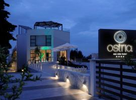 Ostria Sea Side Hotel, Hanioti