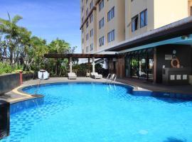 Daily Home Apartment, Бандунг (рядом с городом Dago)
