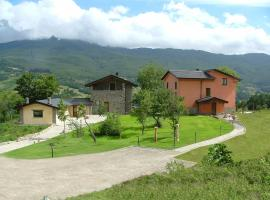 Borgo Tiedoli, Borgo Val di Taro (Sozzi yakınında)