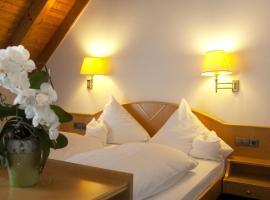 Hotel-Restaurant Hirsch, Berghaupten