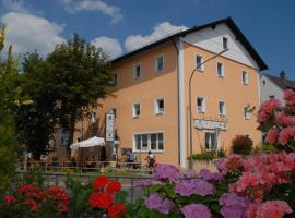 Gasthof zur Post, Vohenstrauß (Leuchtenberg yakınında)