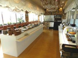 Hotel Sambancho, Matsuyama (Kuma yakınında)