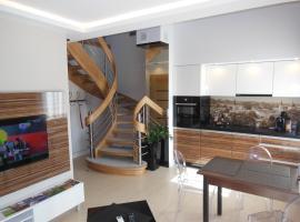 Apartamenty Platinum przy Focusie