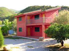 El Cerrao, Sot de Chera (Gestalgar yakınında)