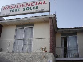 Residencial Tres Soles, Arica (Chinchorro yakınında)