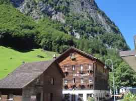 Hotel Urirotstock, Isenthal (Bauen yakınında)