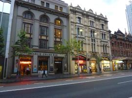 1831 Boutique Hotel (formerly Pensione Hotel Sydney)