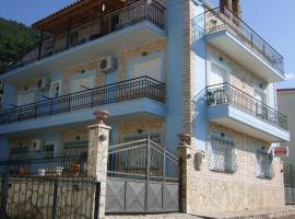 Kristallia Rooms, Monastiraki