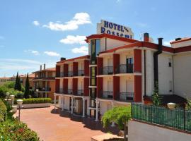 Hotel Rossemi, San Giovanni Rotondo (San Marco in Lamis yakınında)