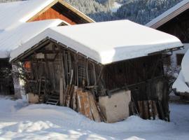 Schornhof, Aldino (Redagno yakınında)