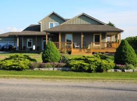 On the 6 Bed and Breakfast, Niagara on the Lake (Queenston yakınında)