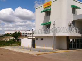 Hotel Penerô Xerém, Tianguá (Ubajara yakınında)