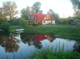 Olizarov Stav Country House, Olizarov Stav (Sokolovo yakınında)