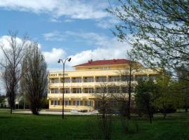 Liget Hotel, Сольнок (рядом с городом Tiszavárkony)