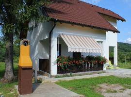 Holiday Home Jana, Раковица (рядом с городом Bročanac)