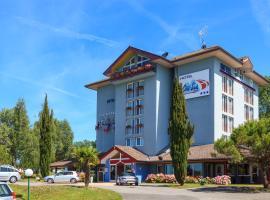 Hotel Côté Sud Leman, Thonon-les-Bains