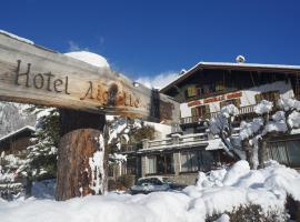 Hotel Aiguille Noire