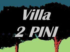 Villa Due Pini, Vitorchiano
