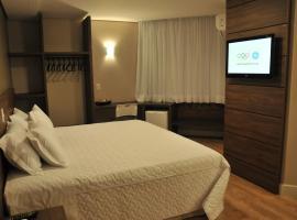 Poente Hotel, São Lourenço do Oeste