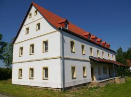 Apartmány Růžová, Růžová