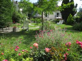 La Maison de Cosi, Montfort-l'Amaury (рядом с городом Auteuil)