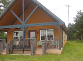 Bluebonnet Cabin, New Ulm