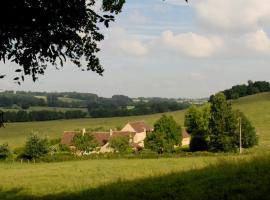 Le Pautonier, Saint-Aubin-des-Grois (рядом с городом Белем)